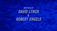 Fire Walk With Me written by Bob Engels and David Lynch