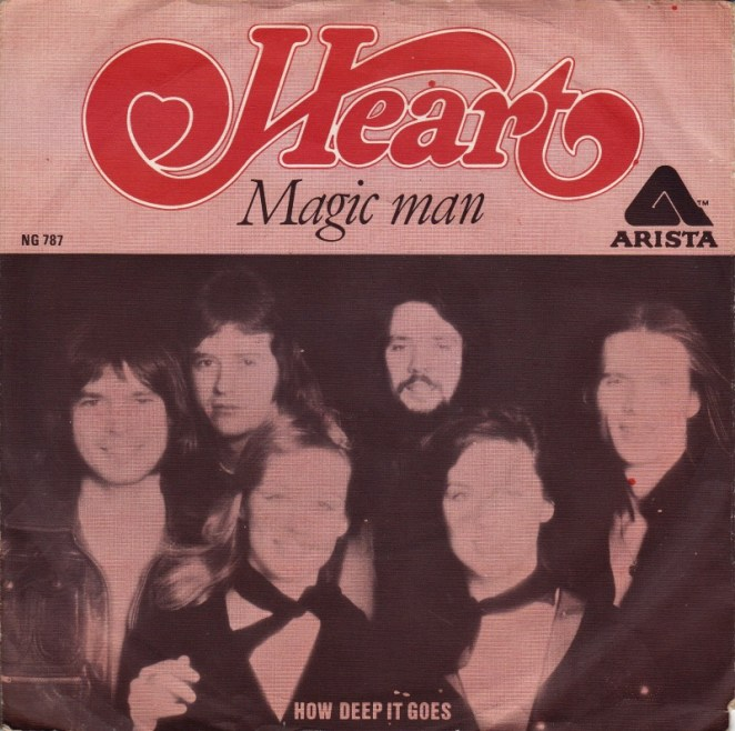 Heart Magic Man record