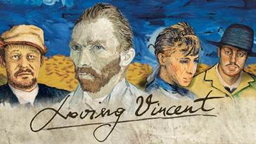 Cover of Loving Vincent