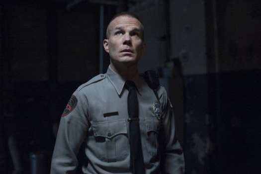 James Marshall in a still from Twin Peaks. Photo: Suzanne Tenner/SHOWTIME