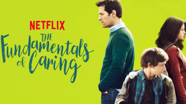 The Fundamentals of Caring title screen