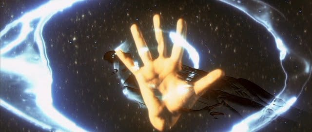 hand from Pauls visions