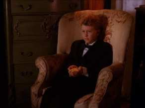The Grandson, Pierre in Series 2 of Twin Peaks, played by Austin Lynch