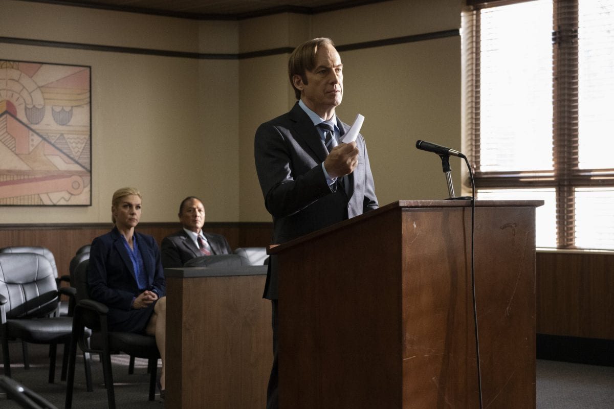 "Better Call Saul: ""Winner"" (S4E10)"