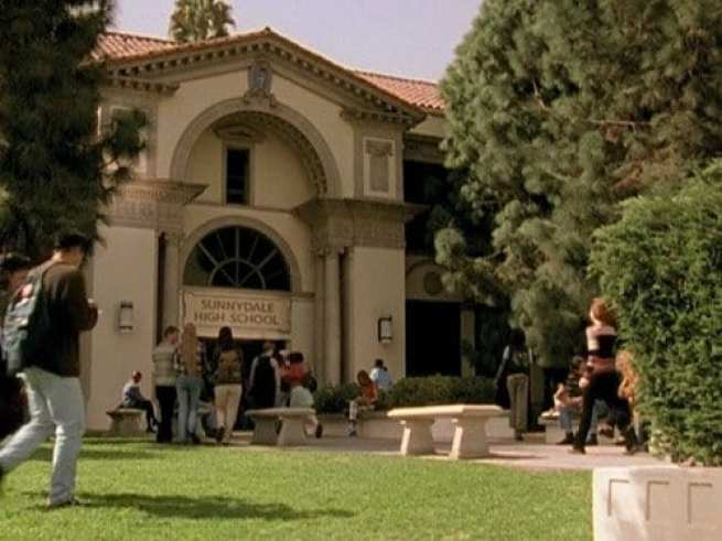 Sunnyvale High School in Buffy the Vampire Slayer