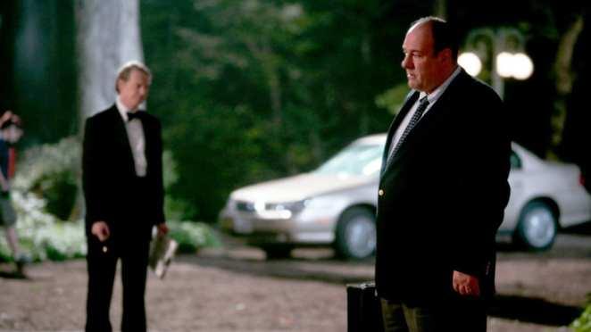 Tony Soprano's experience as Kevin Finnerty in The Sopranos.