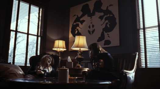 Scout Taylor-Compton and Margot Kidder in Halloween II