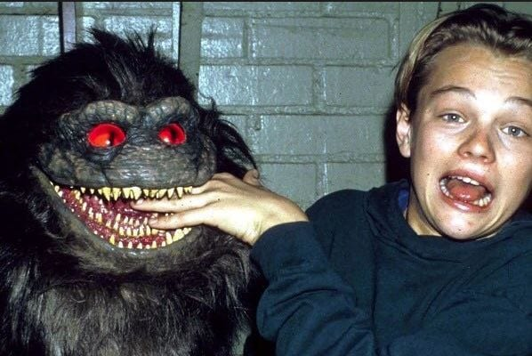 Leonardo DiCaprio stars as Josh in Critters 3