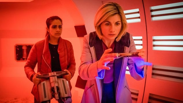 "Light in Dark Times: Doctor Who's ""The Tsuranga Conundrum"" Continues Its Journey Towards Hope"