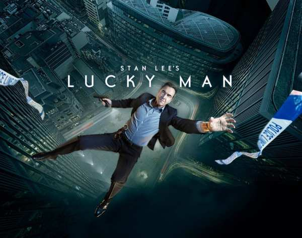 British series Stan Lee's Lucky Man comes to Shudder.