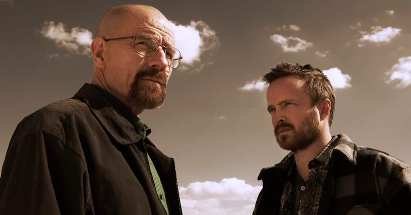 Vince Gilligan Is Working On A Breaking Bad Movie