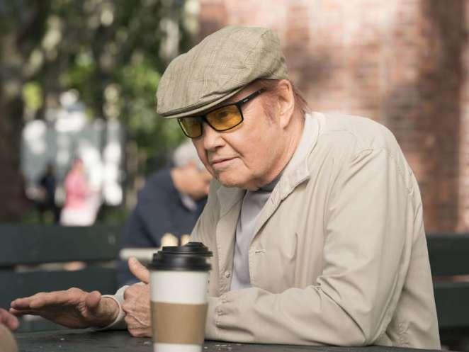 Jon Voight as Mickey Donovan, in Ray Donovan Ellis Island