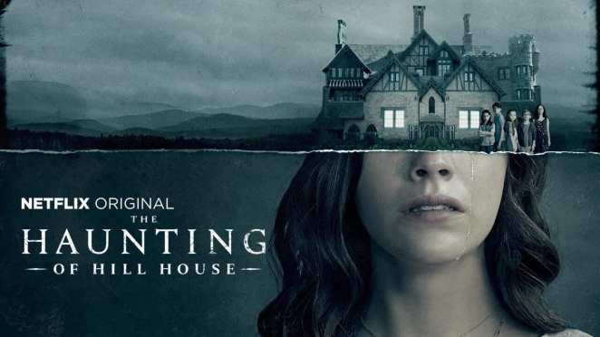 Title cover for The Haunting of Hill House, the netflix original series
