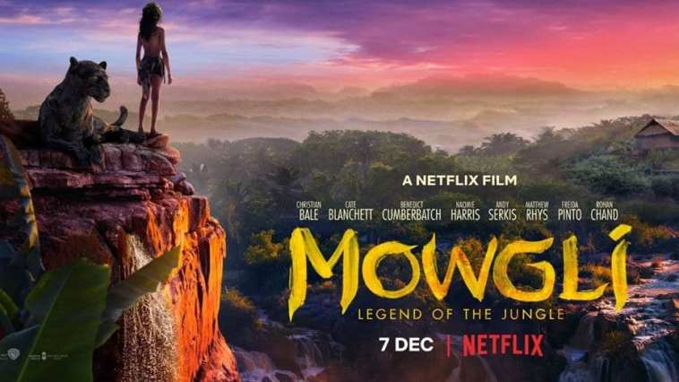 Poster for Mowgli: Legend of the Jungle