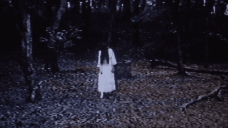 Sadako leaves the well