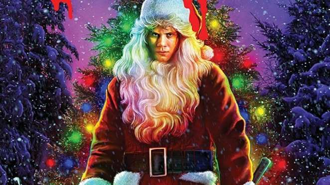 When the victim becomes the monster, a killer Santa Claus, Silent Night, Deadly Night