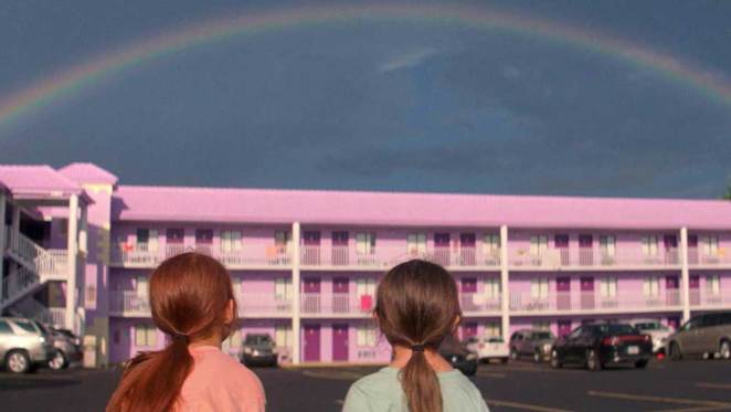 The Florida Project directed by Sean Baker