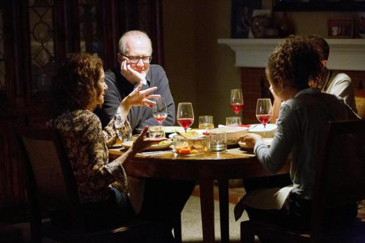 Tracy Letts as Michael in The Lovers