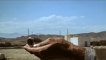 The iconic pocketwatch from For a Few Dollars More