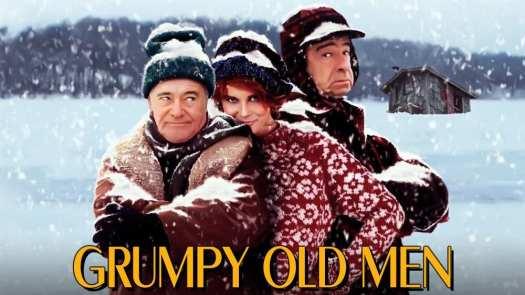 Jack Lemmon, Walter Matthau, Ann-Magret, Grumpy Old Men