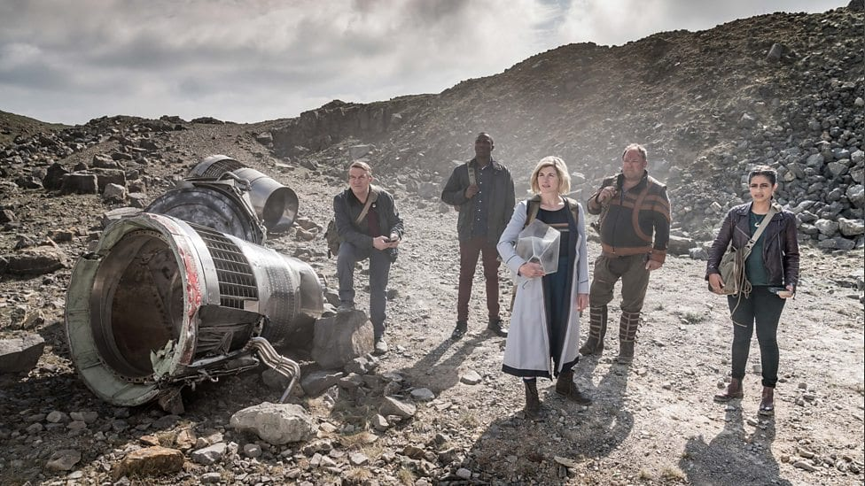 "Doctor Who's ""The Battle of Ranskoor Av Kolos""  Ends Not With a Bang but a Whimper"