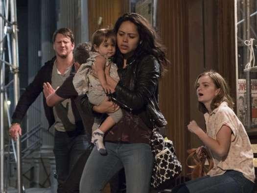 Teresa takes her baby girl Maria back, in Ray Donovan Season 6