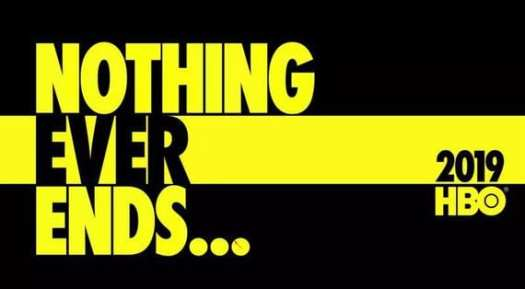 Watchmen the TV series is coming in 2019., teaser poster