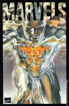 Marvels #3, Marvel Comics, art by Alex Ross