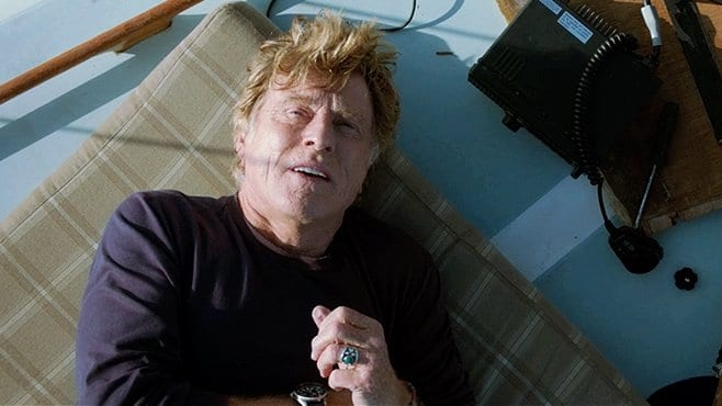 All Is Lost stars Oscar winner Robert Redford