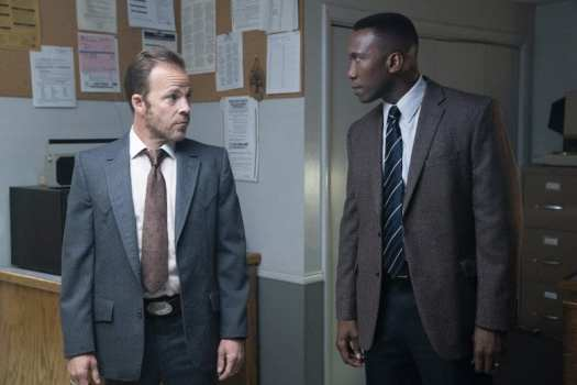 West and Hays in True Detective