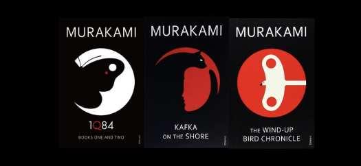 Murakami - 1Q84, Kafka on the Shore, The Wind-Up Bird Chronicle