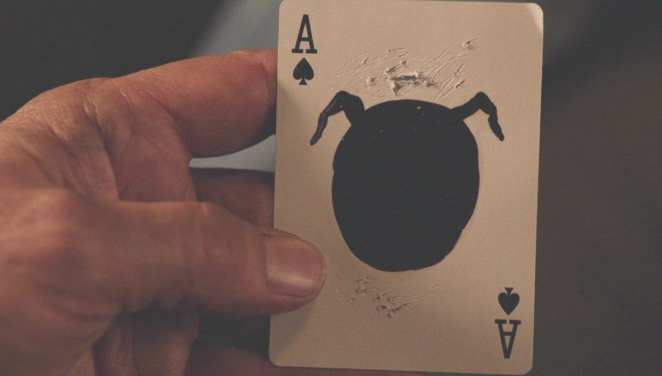 Mr C's Ace Playing card