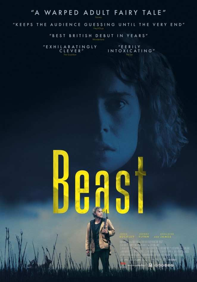Beast movie 2017, now streaming on Shudder