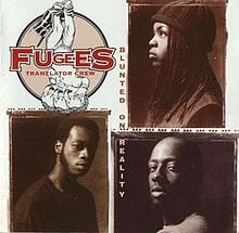 Fugees Blunted On Reality album cover