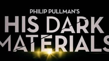 His Dark Materials logo
