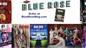 blue rose magazine covers
