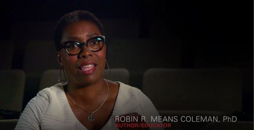 Dr. Robin R. Means Coleman plays a crucial role in Shudder's documentary Horror Noire.