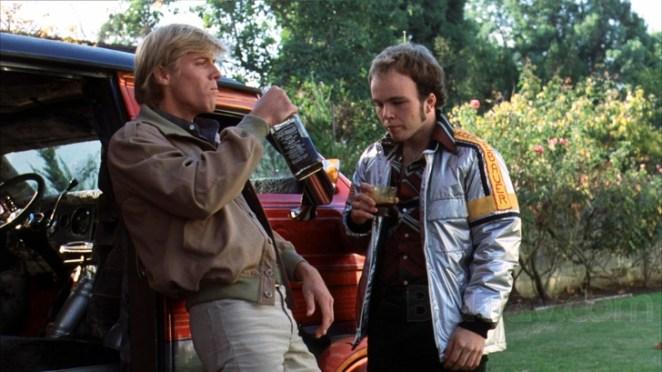 Eaglebaurer and Tom Roberts having a drink