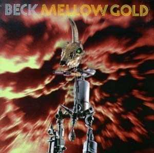 Beck Mellow Gold album cover art