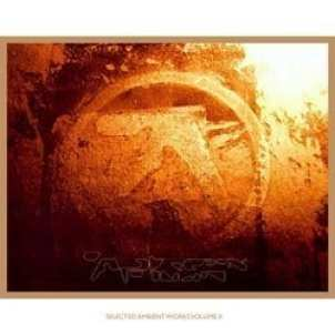 Aphex Twin Selected Ambient Works Volume 2 album art