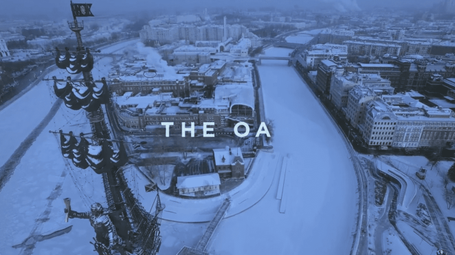 Opening title sequence from the pilot episode of The OA
