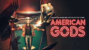 American Gods title screen