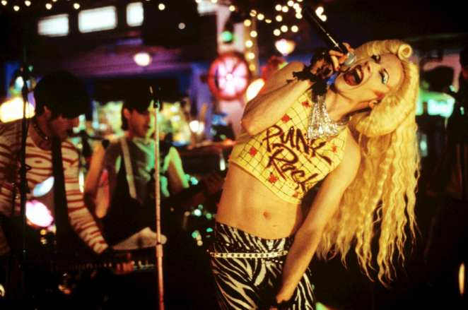 "John Cameron Mitchell is the writer, director, and star of ""Hedwig and the Angry Inch""."