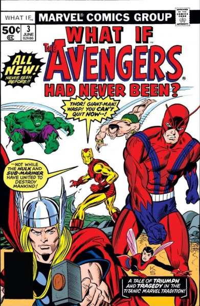 What If Avengers Comic Book