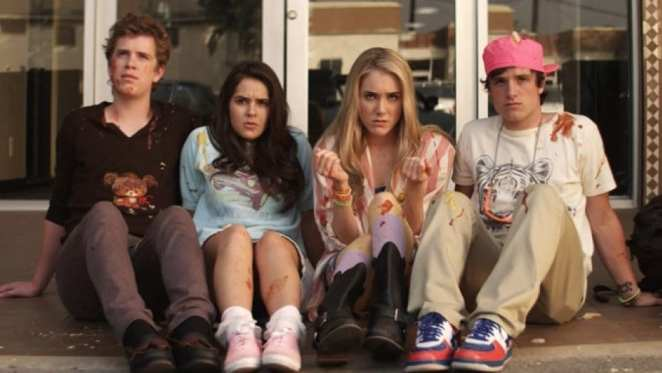 cast of the film Detention
