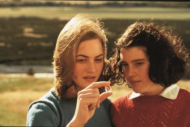 Kate Winslet and Melanie Lynskey in Heavenly Creatures 1994