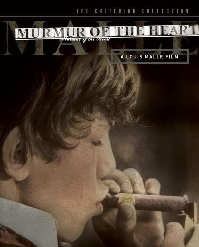 The Criterion Collection, Murmur of the Heart poster