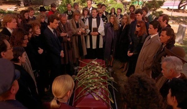 Laura Palmers funeral