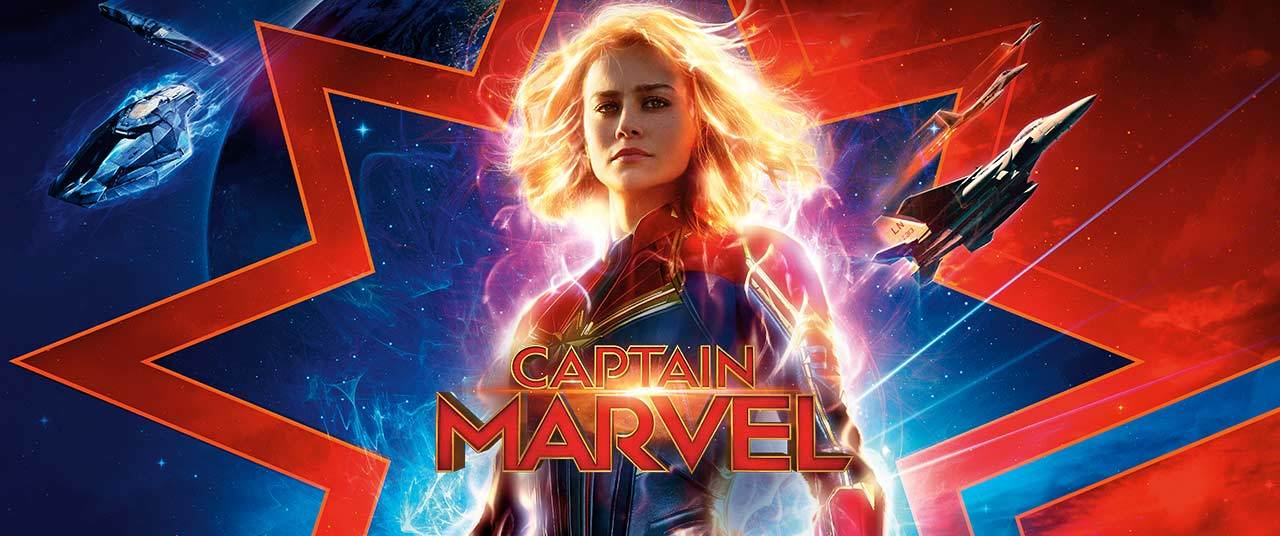 Captain Marvel 25yl
