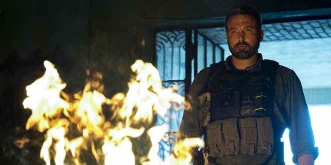 Ben Affleck stars in Triple Frontier on Netflix
